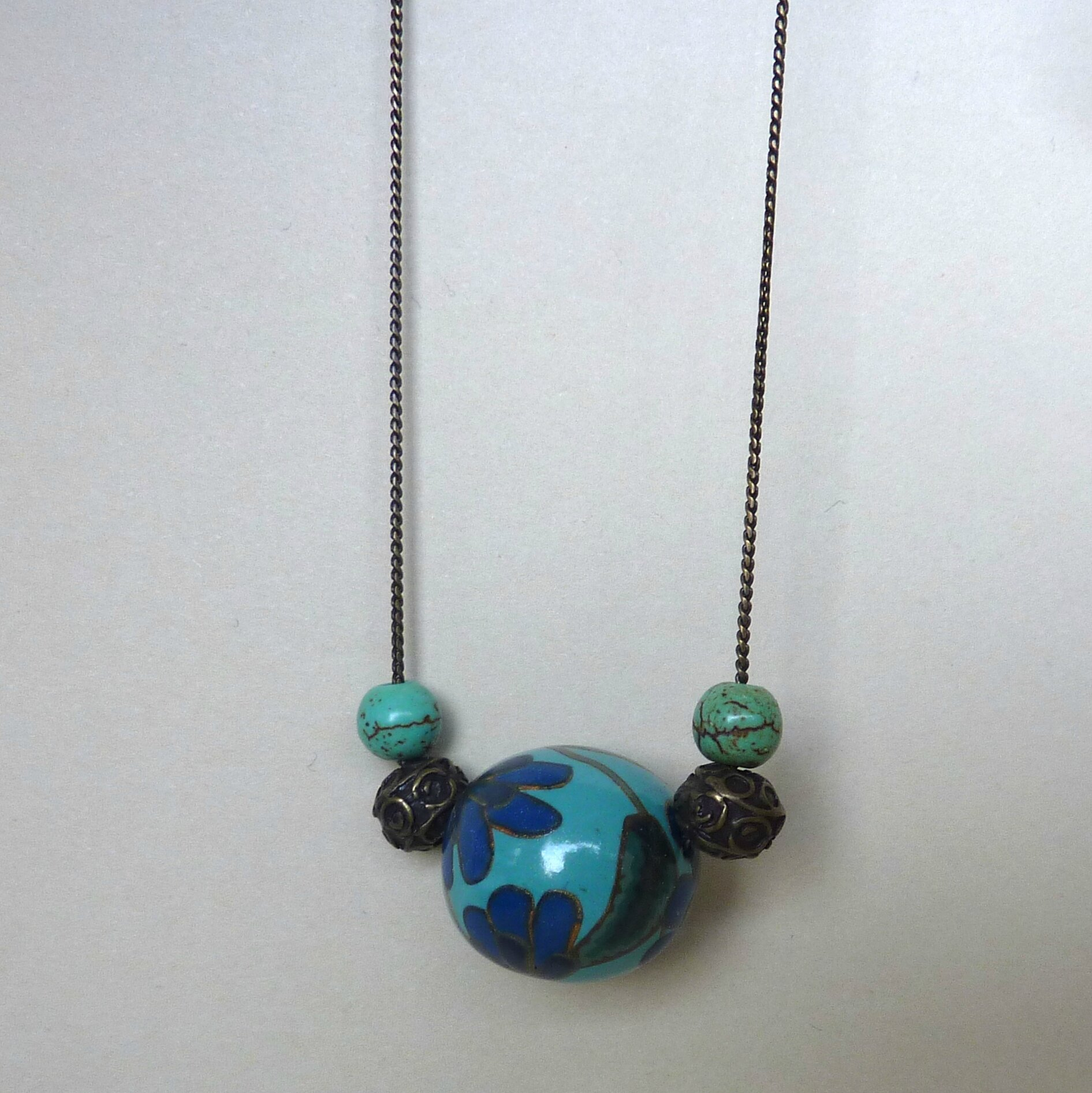 Collier ronde 3