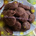 Cookies tout-choco