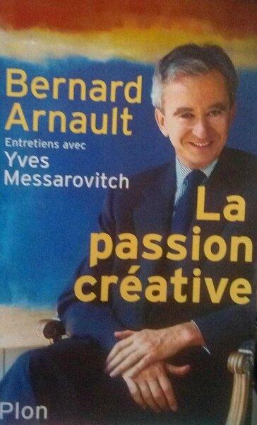 La passion créative