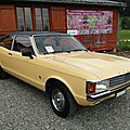 Ford granada v6 2600 coupe 1972-1973
