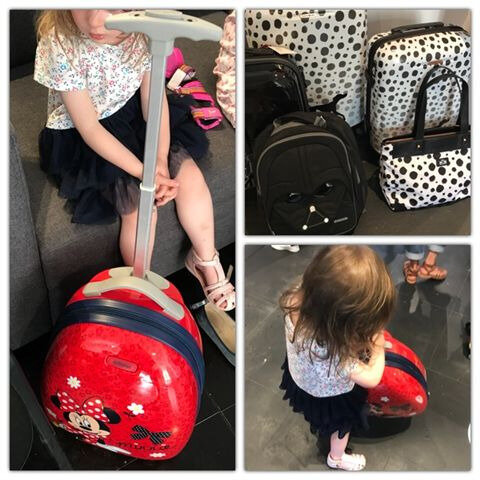 Valises Samsonite Disney Ultimate ©Kid Friendly