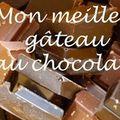 Concours du meilleur gâteau au chocolat : mon moëlleux au chocolat