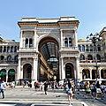 Lombardie (4) : milan