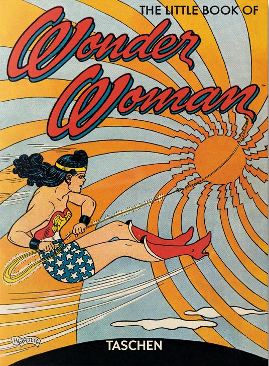 taschen the little book of wonder woman
