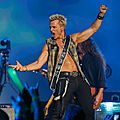 Galerie - billy idol - le rock hot !
