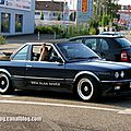 Bmw 325 Baur TC (Rencard Burger King juillet 2013) 01
