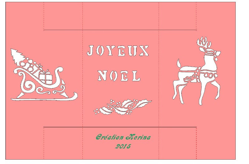 Shuter Card Noël