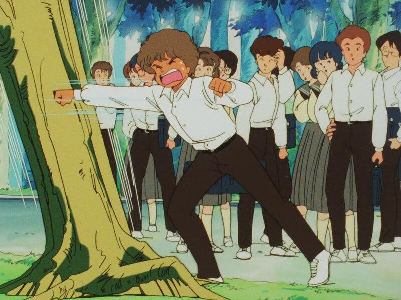 Canalblog Japon Anime Kimagure Orange Road Amis Episode25 01
