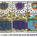 ecole de tarot - arcane lune