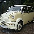 Lloyd lt600 van 1961