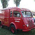 Renault goélette r2086 vtu pompiers d'arnas 1964