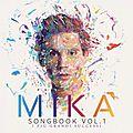 J'ai écouté : mika, le best of !