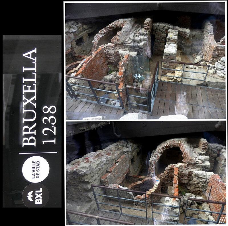 00 Bruxella 1238 est un site archéologique situé en plein centre de Bruxelles et mis au jour en 1988 à l'occasion de travaux de voirie