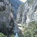 Sentier martel - verdon - provence