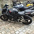 David alias Doudou - 600 CBR-R