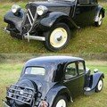 CITROEN - Traction 11 BL - 1951