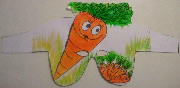 Fais bouger les légumes ! (série 1)