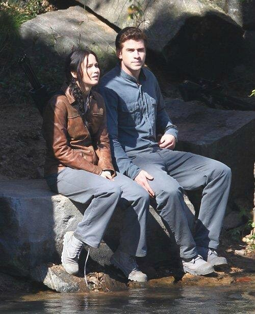 Mockingjay set 01