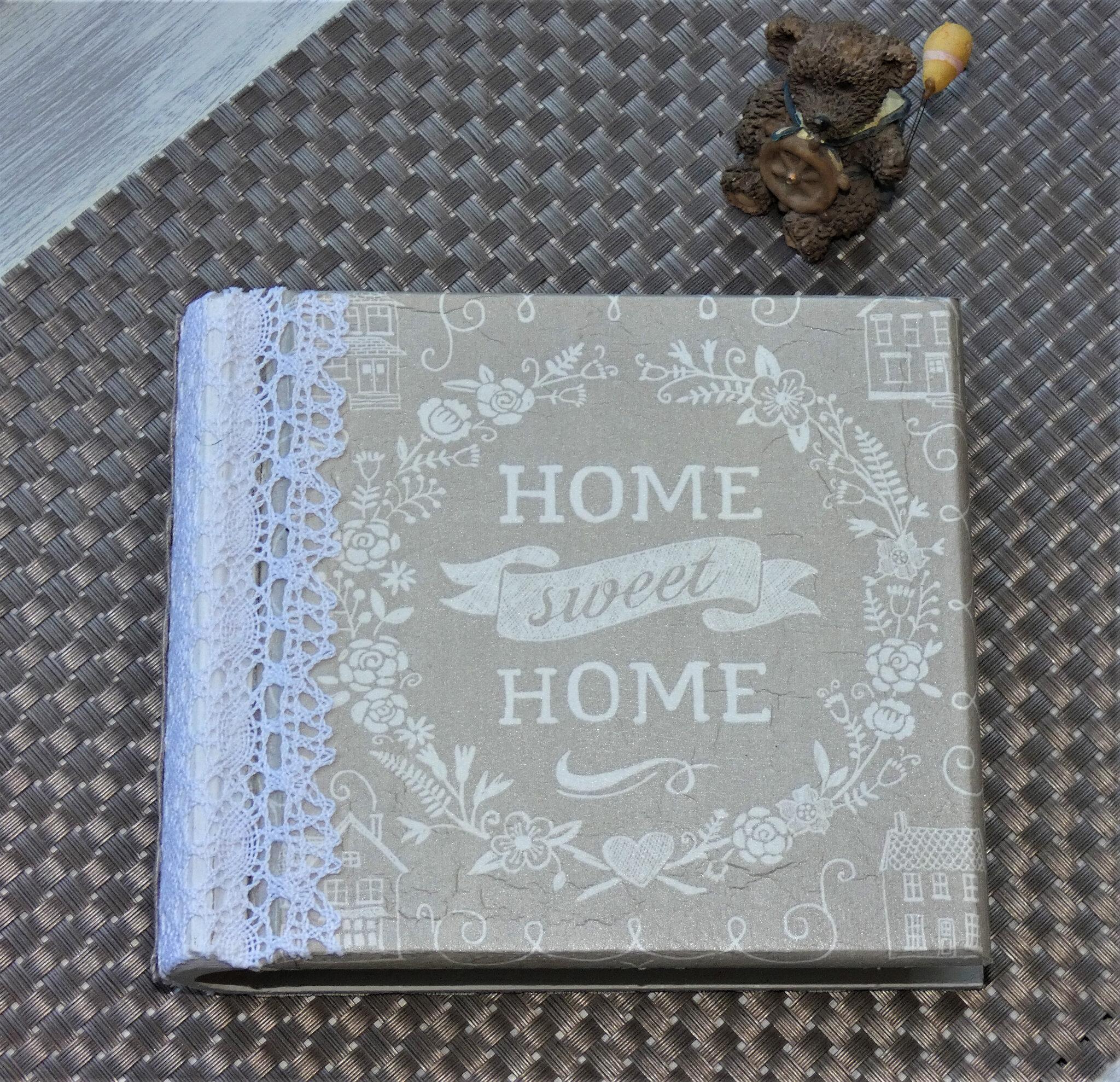 25/03/2019 - Home Sweet Home