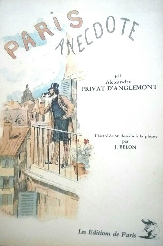 Paris anecdotes