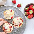 Ricotta & fraises