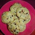 Cookies noisettes et pepites de chocolat #2