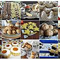 Recettes gâteaux-algériens- cookies et biscuits / aïd el fitr