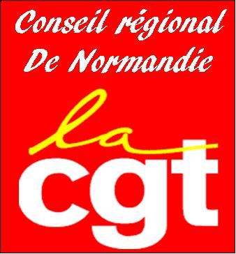 3 logo cgt normandie