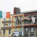 Et là, comme pour une bonne émission, un peu de pub... irlandaise bien sûr!