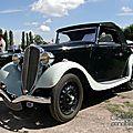 Simca-fiat f111 cabriolet-1935