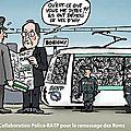 La ratp participe à une expulsion de roms