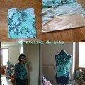 L'atelier de lilu vous présente son premier t-shirt...