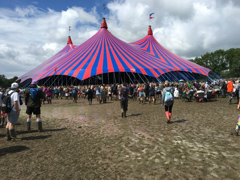 playlist hebdo #38 • lundi 19-06-2017 • spécial John Peel Stage / Glastonbury festival 2017