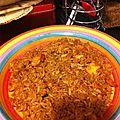 Ma recette de riz djerbien teste par oum saad
