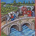 Le pont aux oies7.5x8.5 cm 110€