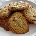 Cookies très chocolat