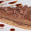 tarte aux marrons