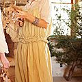 MP Linen Clover Jumper with Shearing in Goldenrod 1.jpg