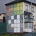 Bogside Mural - la Paix