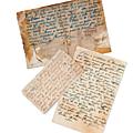Trois lettres autographes de marie-caroline en 1832