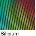Le silicium, un métal qui fond lorsqu'on le refroidit