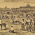 Le 5 janvier 1791 à mamers : atelier de charité.
