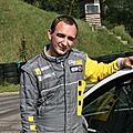 Rallye de france, les locaux dans la course
