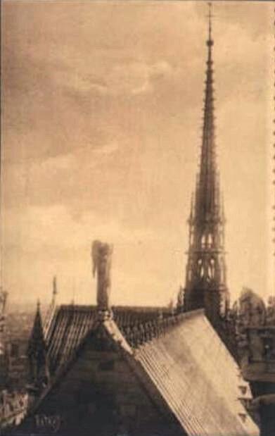 LBCF 233 Notre-Dame de Paris - La Flèche 983_001