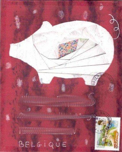 Cochon pour Piggy.one - 07 2007