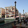 033 - Qanat Quartier. Un petit air d'Italie et de Venise à Doha.