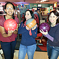 Bowling birthday party !