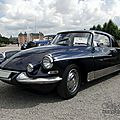 Citroën ds 19 coupé le dandy chapron-1964