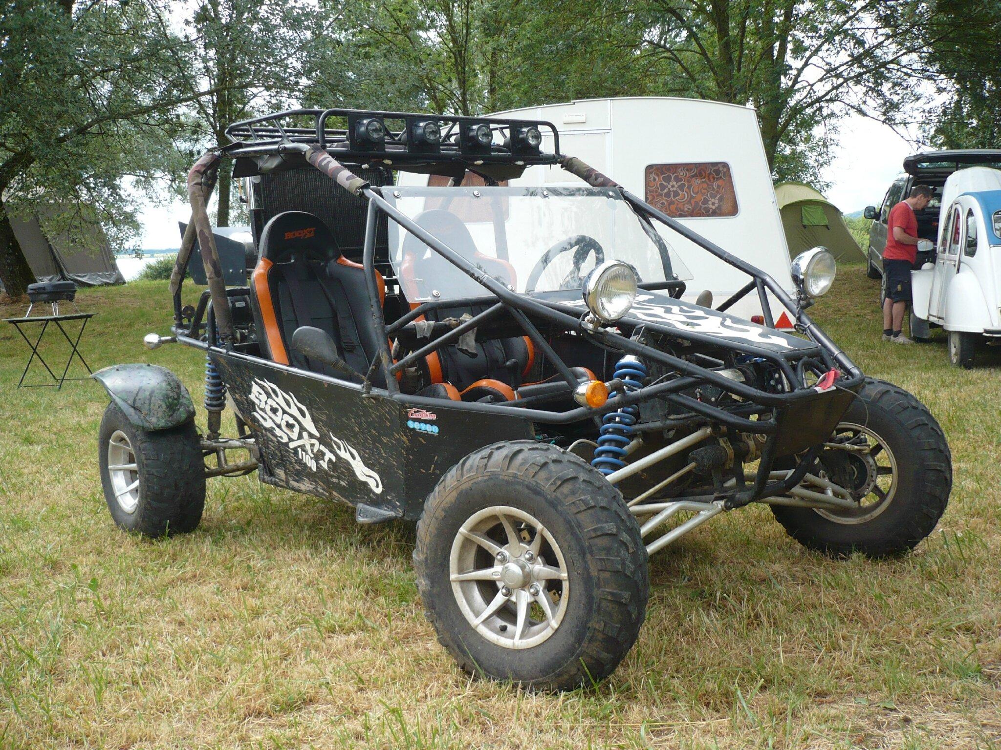 BOOXT Explorer 1100 buggy gokart Madine (1)