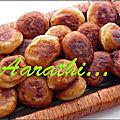 Strufoli - italian doughnuts